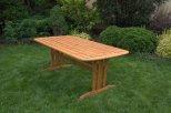 Palau 185x100 cm asztal